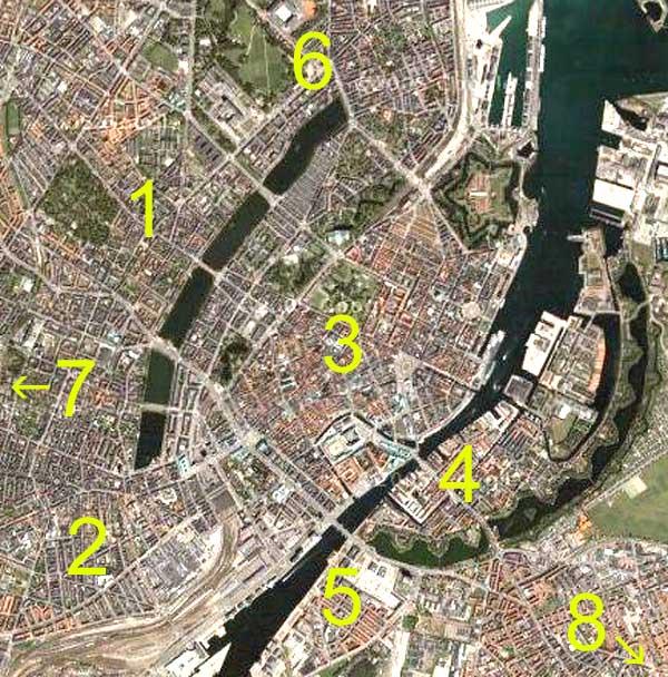 københavn sentrum kart vaj.no » En guide til å finne bolig i København københavn sentrum kart